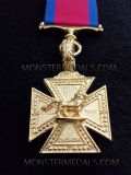 ARMY GOLD CROSS FULL SIZE REPLACEMENT COPY